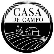 Casa De Campo - Logo (Black & White)
